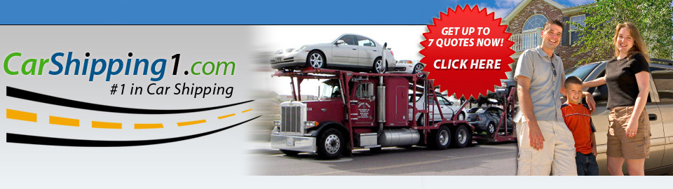 Car Shipping 1 - free ship quotes